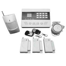 Comprar alarme residencial sem fio