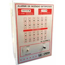Preço de central alarme de incêndio