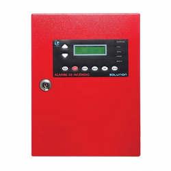 Centrais de alarmes de incêndio