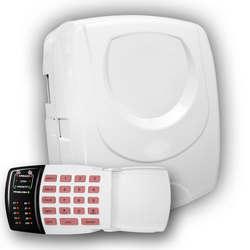 Centrais de alarmes monitorada