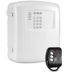 Centrais de alarmes residencial