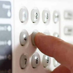 Instalação alarmes