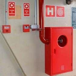 Instalação sistema de alarme