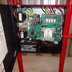 Manutenção preventiva de alarmes de incêndio