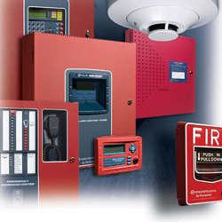 Projetos de sistemas de alarmes de incêndio