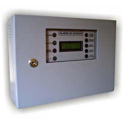 Sistemas de alarmes de incêndio industrial
