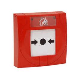 Alarme de incêndio industrial